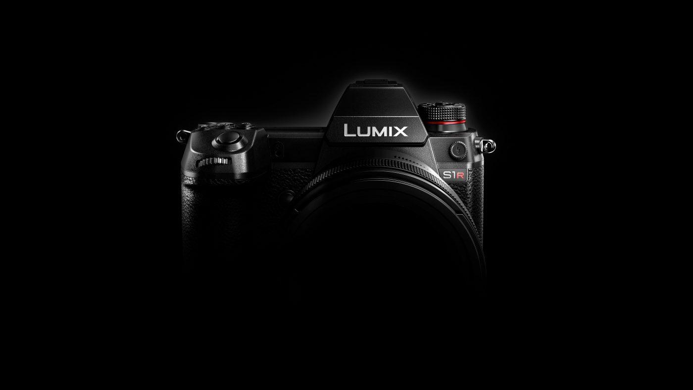 Panasonic Lumix S1R Camera