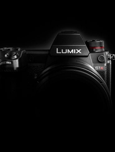 Panasonic Lumix S1R Camera