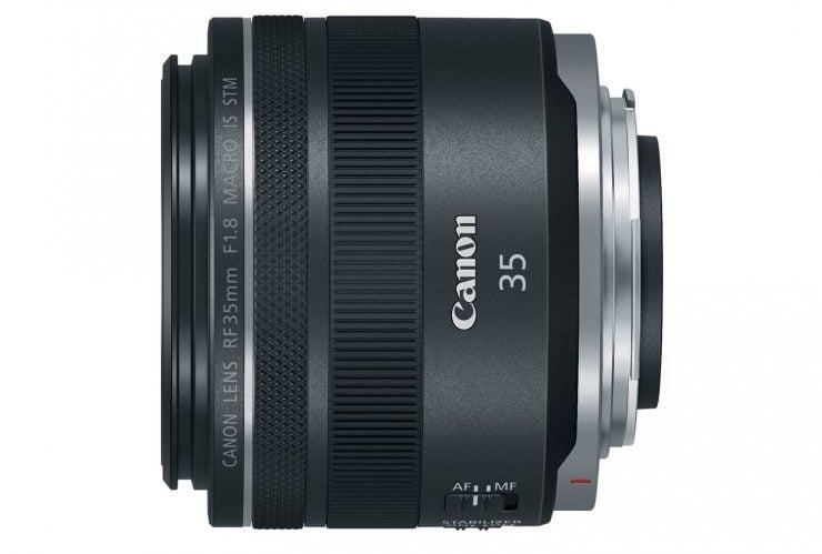 Canon RF 35mm f/1.8 Macro