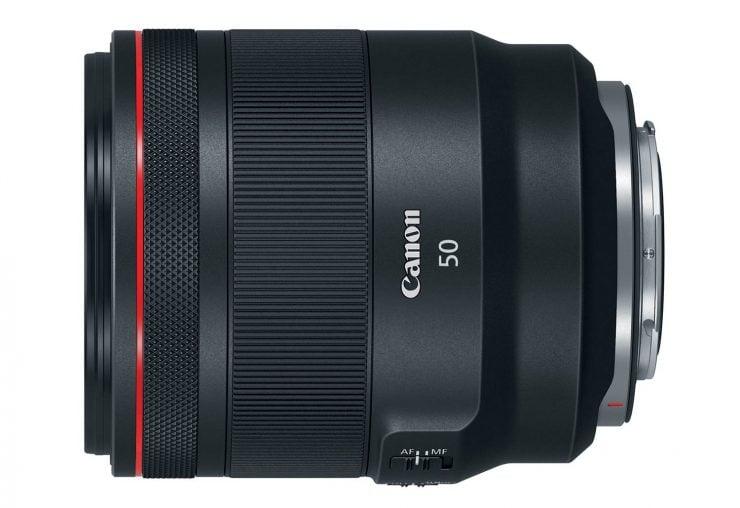 Canon RF 50mm f/1.2
