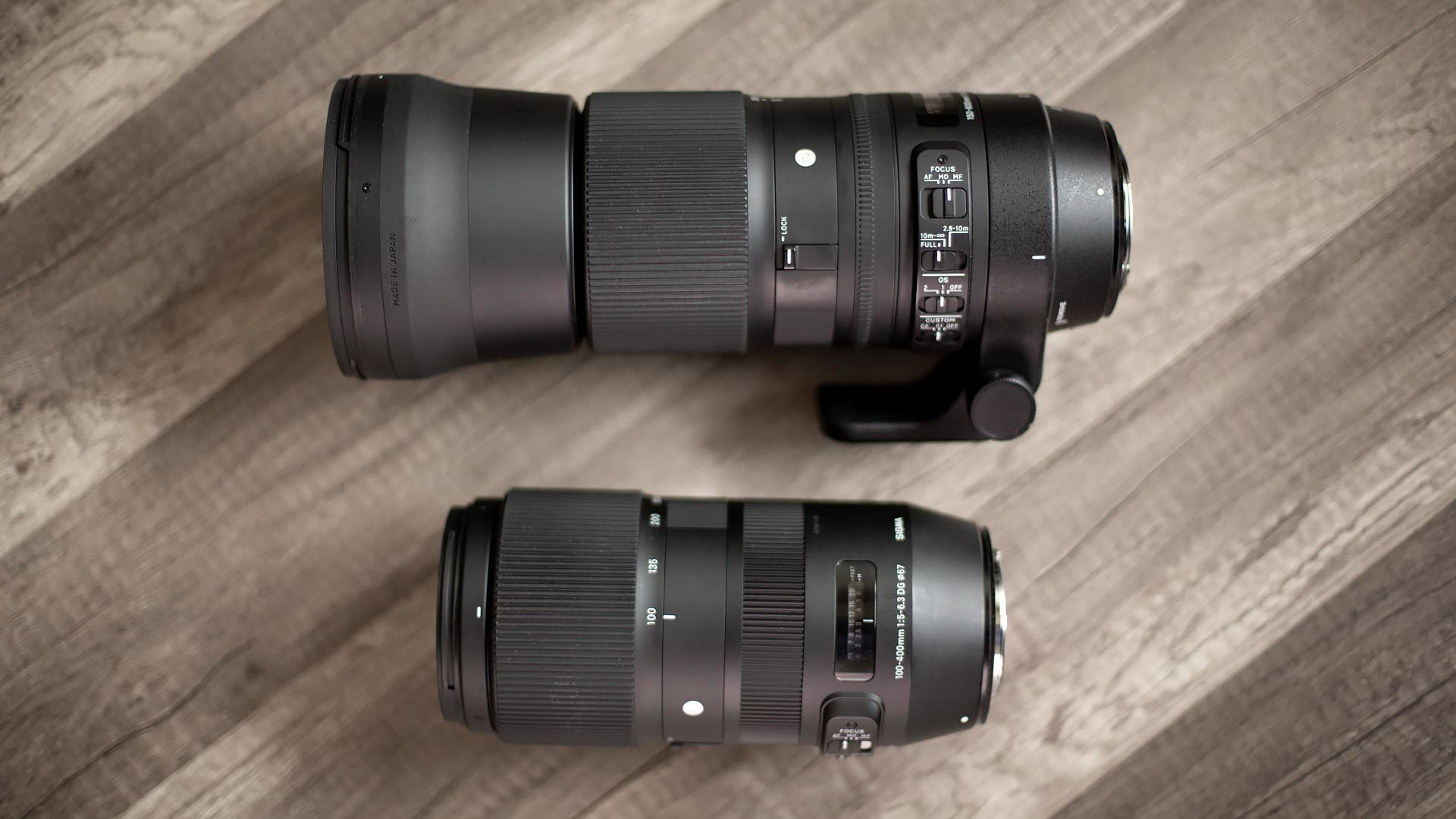 Sigma 100-400mm or 150-600mm: Which Should You Buy? – Light And Matter