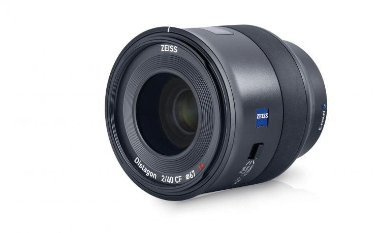 ZEISS Batis 2/40 CF Lens