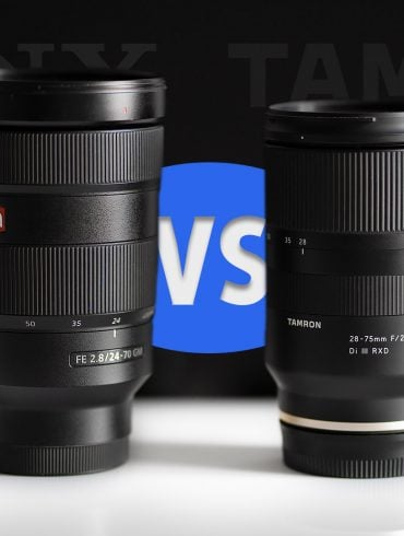 Sony 24-70 vs Tamron 28-75 Banner Image