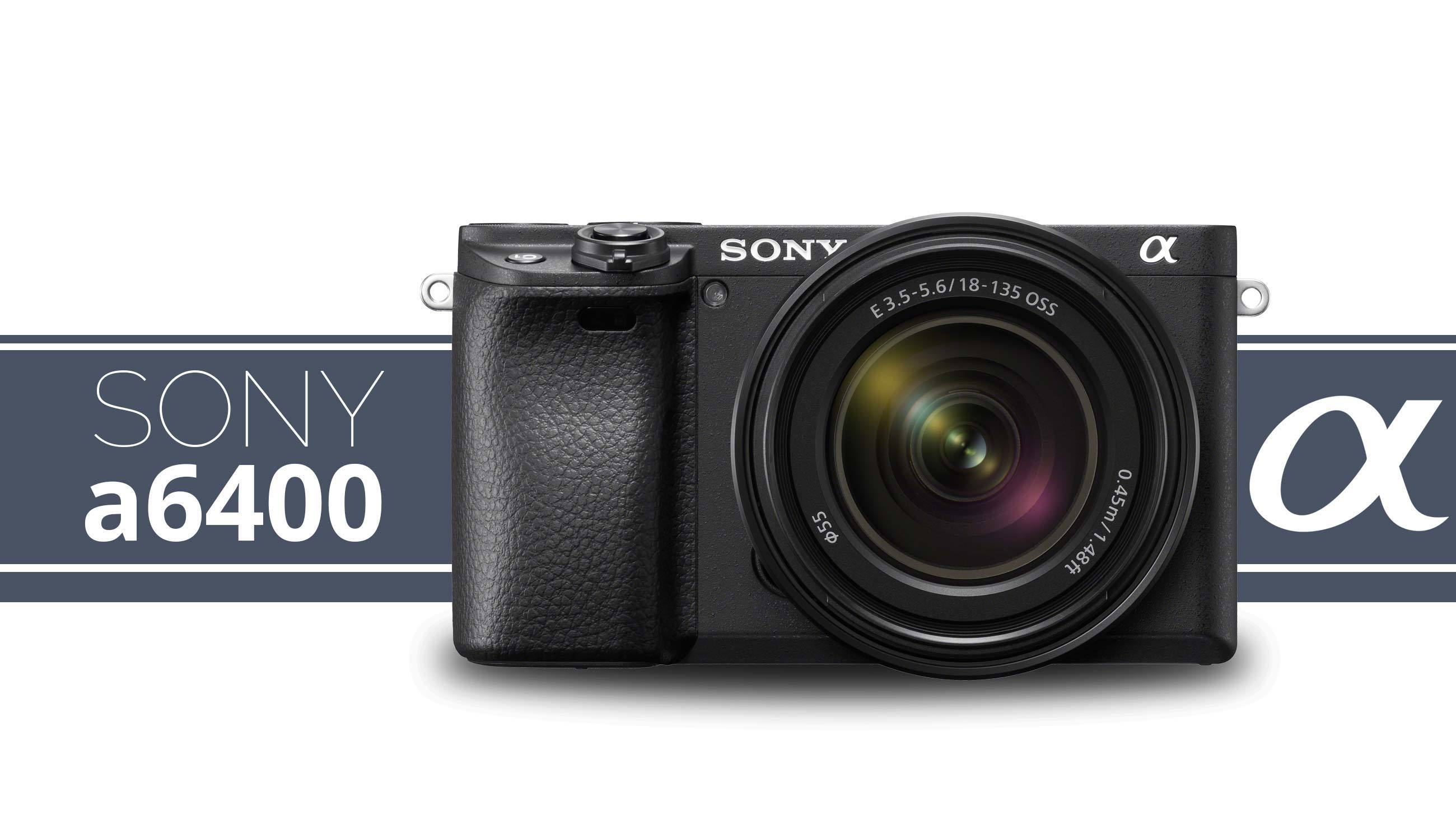 SONY Announces a6400, Firmware Updates, New Software – Light