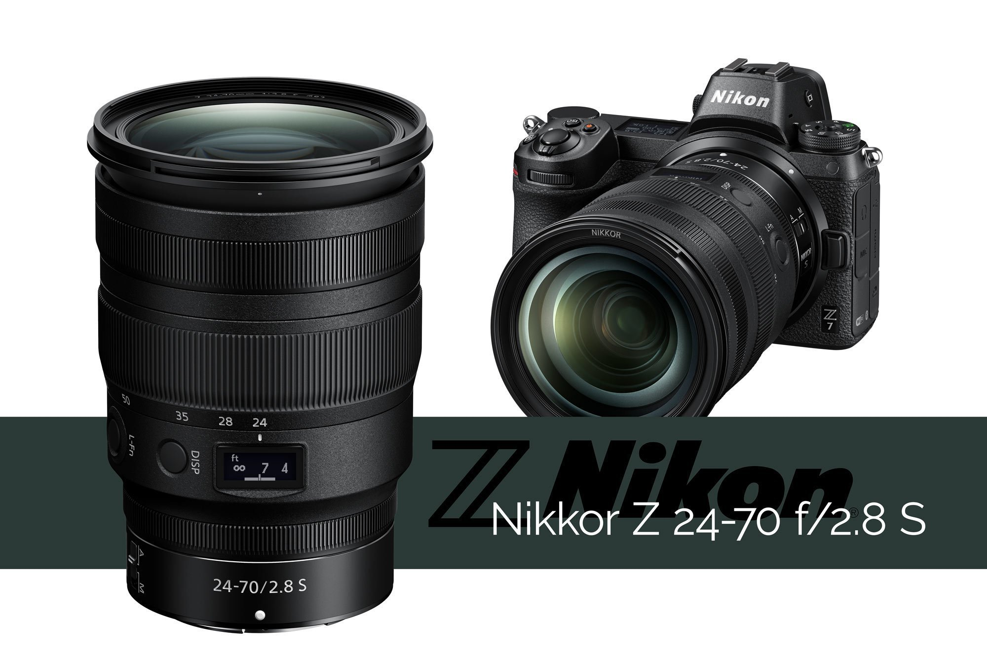 Nikon Announces Z 24-70 f/2 8 S & Firmware Updates, Fuji Announces
