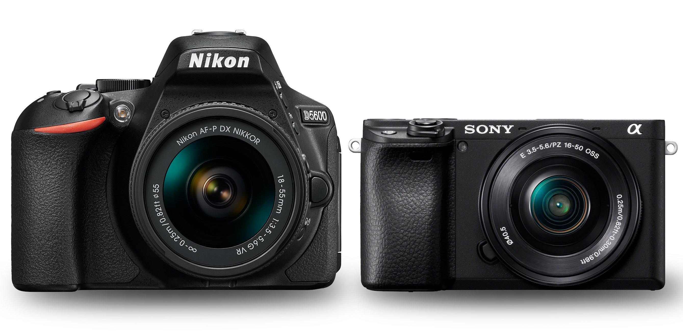 Nikon D5600 vs Sony a6400: Which Should You Buy? – Light And