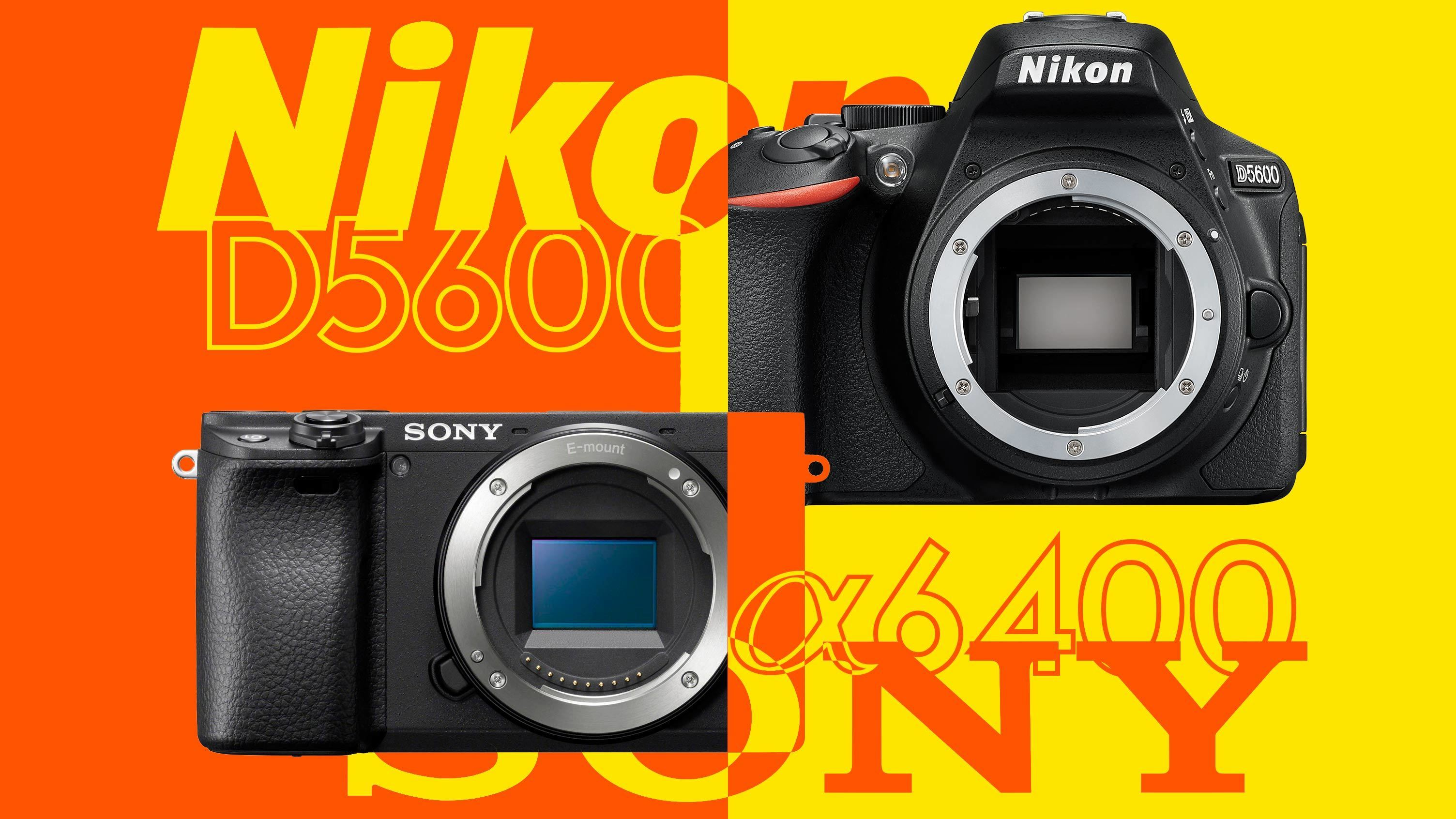 Nikon D5600 vs Sony a6400: Which Should You Buy? – Light And Matter