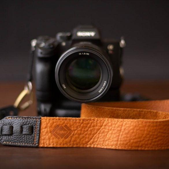 Tether Cross-Body Camera Strap