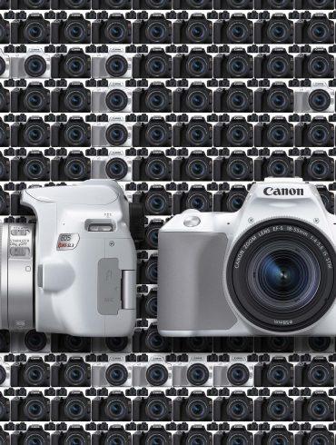 Canon Rebel SL3 Banner