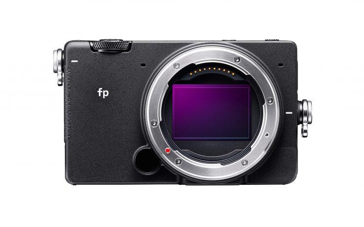 Sigma Announces Development Of Tiny, Full-Frame Camera