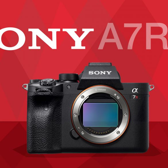 Sony A7RIV Product Image