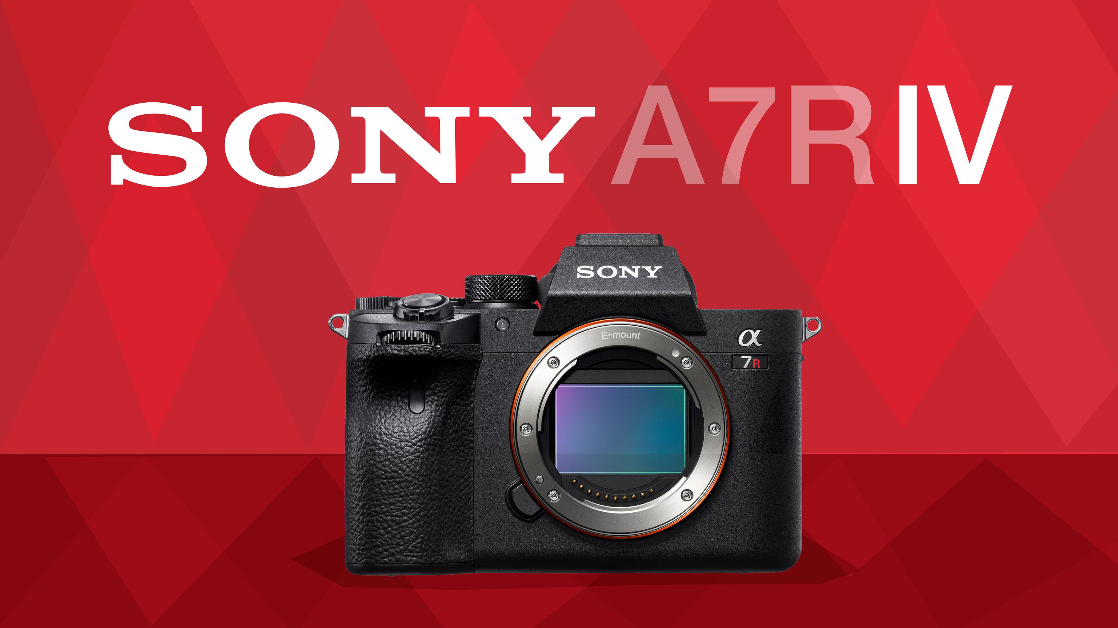 Sony Announces A7RIV: 61 Megapixel Mirrorless Full Frame