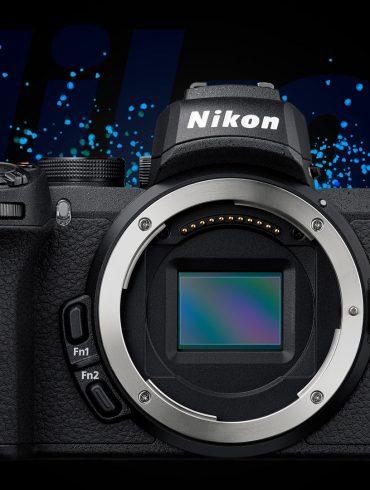 Nikon D50 Teaser Image