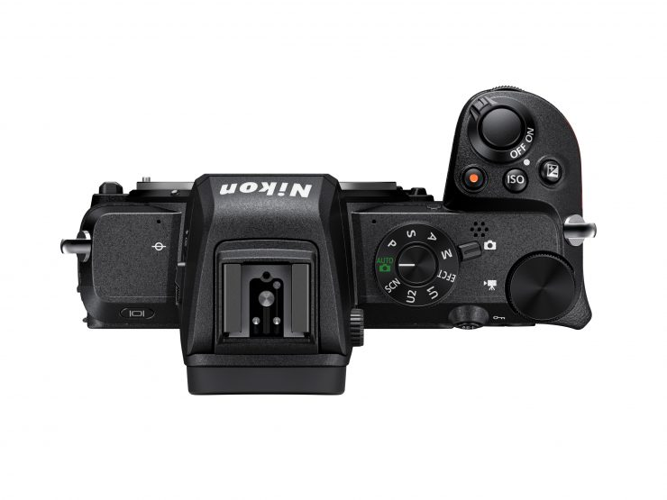 Product Image of Nikon Z50 top