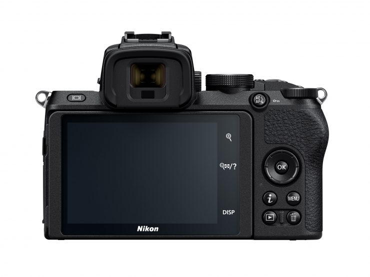 Product Image of Nikon Z50 Back