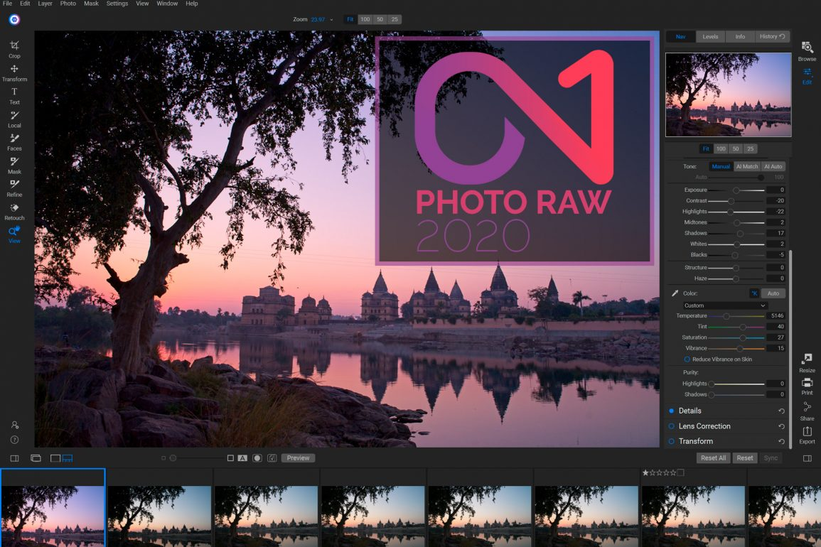 Luminar 2020 Review.On1 Photo Raw 2020 Is Here Skylum Luminar 4 Is Coming