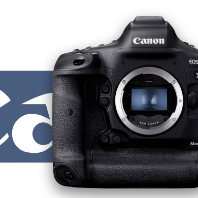 Product Photo of Canon EOS 1dX Mark III