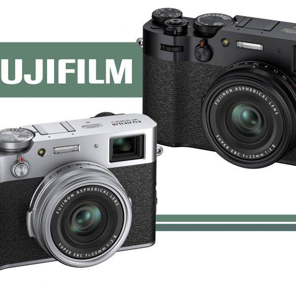 Fuji x100v product photo
