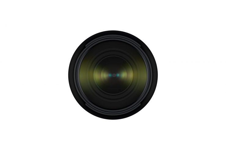 Tamron 70-180 f/2.8 Di VXD Lens Front Element