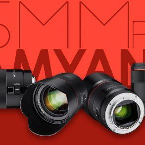 Samyang 75mm f1.8 lens feature