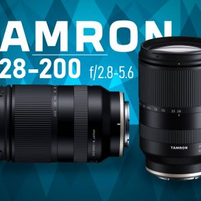 Tamron 28-200 Lens Featured Product Image