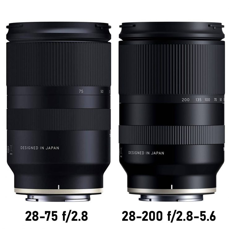 Announced: Tamron 28-200 f/2.8-5.6 for Sony E - Light And ...