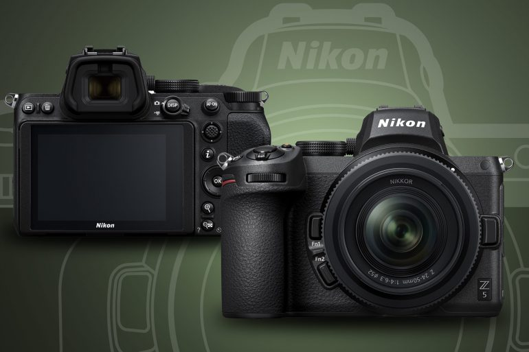 Nikon Z5 Announcement Photo