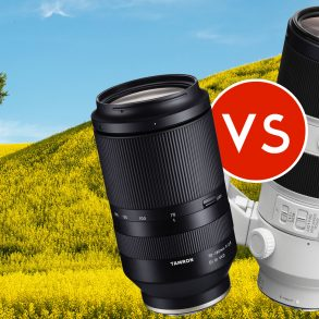 Tamron 70-180mm vs Sony 70-200 GM Comparison