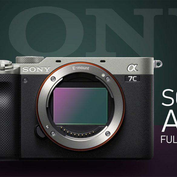 Sony A7C lede image