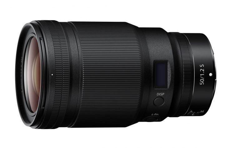 Nikon Z 50mm f/1.2 S Lens