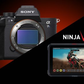 Sony A7S III and Ninja Atmos