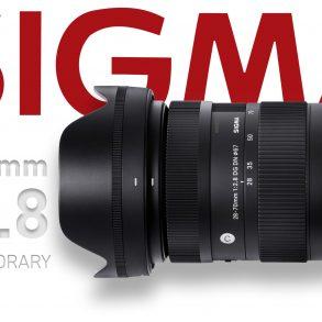 Sigma 28-70mm f/2.8 Lens