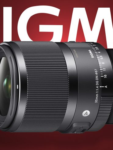 New Sigma 35mm f/1.4 ART for Mirrorless