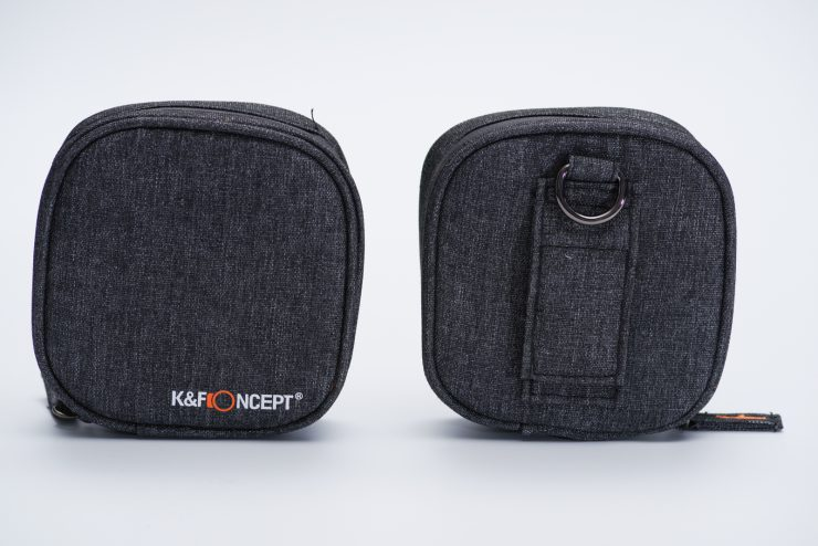 K&F concept magnetic filters case