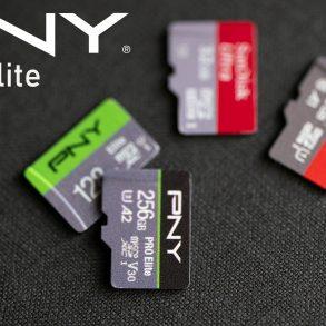 PNY Pro Elite microSD Card Review