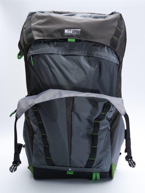 Rotation180 34L backpack front pocket