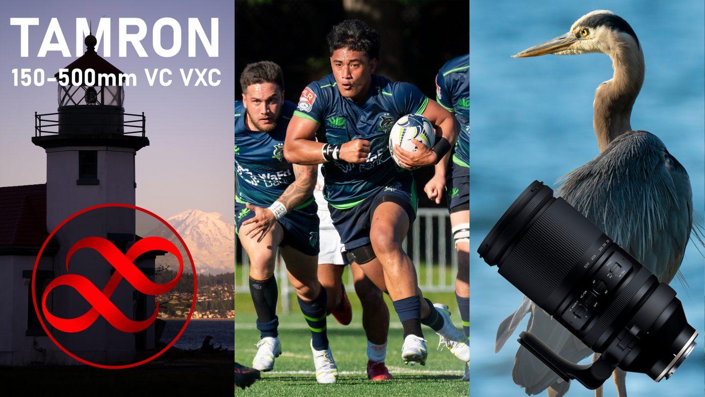 Tamron 150-500mm Lens Review Video Thumbnail