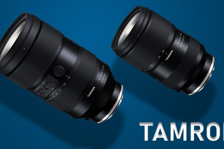 Tamron 28-75 G2 and Tamron 35-150 f/2-2.8