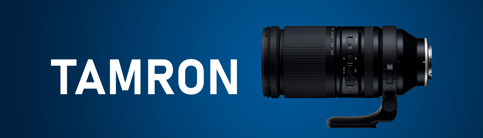 Tamron 150-500mm Review Banner