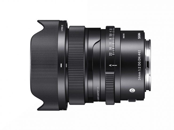 """Sigma 24mm f/2 DG DN """"C"""" Lens"""