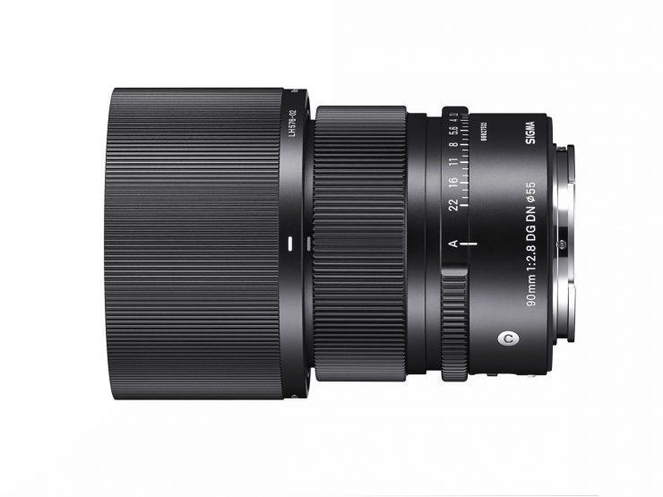 """Sigma 90mm f/2.8 DG DN """"C"""" Lens"""
