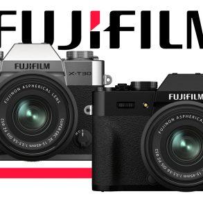 Fujifilm x-t30 ii camera bodies