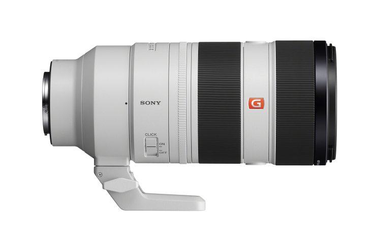 Sony 70-200mm f/2.8 OSS GM II Lens